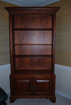 Bob Timberlake Cherry Bookshelf