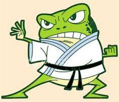 konfu frog
