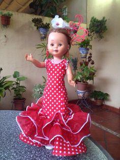 Nancy flamenca feria de abril