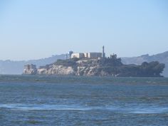 Alcatraz, San Francisco, own photo. Unfortunately this is as close as we got - because of America's Cup, tours to the island were completely booked out the entire time. Fiancé was pretty gutted, I promised him we will go next time!