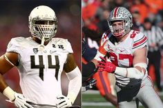 Top 5 Defensive Ends of the 2016 NFL Draft!