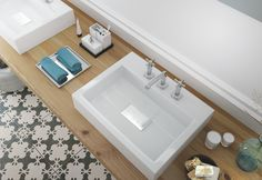 FINESSE washbasin