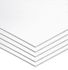"Pacon Foam Board, White,  22"" x 28"", 5 Sheets  #22""x28"" #5Sheets #ArtsandCraftsSupplies #PaconCorp. #PaconFoamBoard #White"