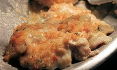 The Recipes of Disney: Asiago Ranch Chicken- Hollywood & Vine