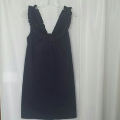 ??VERY CUTE /COMFORTABLE COTTON BLEND DRESS?? PRE-OWNED, VERY GENTLY USED, EXCELLENT CONDITION! IF YOU HAVE ANY ADDITIONAL QUESTIONS, PLEASE ASK BEFORE YOU PURCHASE! THANK YOU ? Anthropologie Dresses Midi