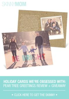 Need to order your Christmas cards? Look no further than Pear Tree Greetings!
