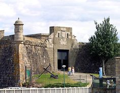 Museo arqueológico e histórico Castillo de San Antón. A Coruña