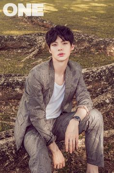 #AhnJaeHyun for ONE Magazine, July 2015