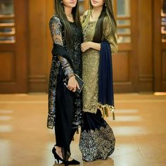 Pakistani Couture, Pakistani Outfits, Desi Clothes, Cute Girl Photo, Outfit Goals, Stylish Girl, Simple Dresses, Hijab Fashion, Party Wear