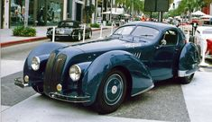 1956 The Jaguar Aerodyne
