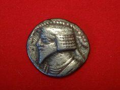 Parthian, Phraates V phraataces, Phraates V, Parthia, Tetradrachm Coins, Ebay, Rooms