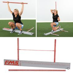 Gray Cook's Functional Movement Screen (FMS) Test Kit