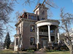 E. D. Hardin Residence, Peoria, IL    Photo: M Forssander-Baird