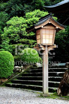 wooden japanese lantern - Google Search