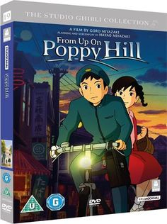 From Up On Poppy Hill, Goro Miyazaki - DVD Zona 2. Comprar filmes e DVD na…