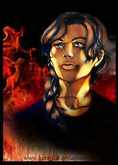 Katniss -Catching Fire
