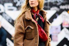London Calling: Spring 2018 Street Style - HarpersBAZAAR.com