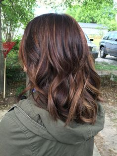 brunette balayage highlights http://www.onhaircuts.com/32-best-balayage-hair-color-ideas-2016-2017/