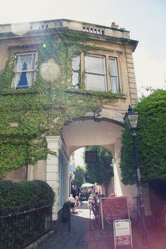 Our city guide to #Bristol - read it on www.avocadoplease.com Bristol City, Arch, Mansions, House Styles, Image, Longbow, Villas, Arches, Wedding Arches