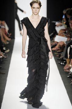 Coco Rocha, Carolina Herrera Spring 2009 Ready-to-Wear