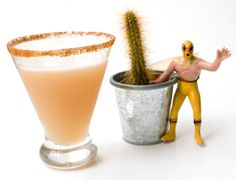 Cinnamon-Tamarind Margarita We developed this margarita recipe to bring out the rich tartness of tamarind. It's a little spicy, a little sour, and totally refreshing.