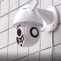 The Outdoor Wifi Camera is the answer to your outdoor surveillance needs. This smart camera helps you keep your home safe and secure. It records clear images in resolution rain or shine, day and night, to provide safety and reliability. Home Security Tips, Security Cameras For Home, House Security, Security Room, Security Products, Job Security, Ip Security Camera, Wireless Home Security Systems, Wireless Security Cameras