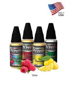USA E Liquids 12ml and 30ml