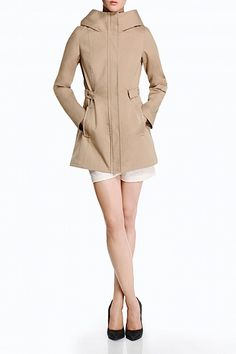 #Mackage Layla trench coat in Camel