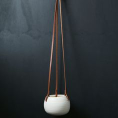The Hanging Planter | Pike Leather