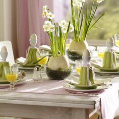 Narsissit pääsiäismunissa