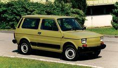 Fiat 126 Combi