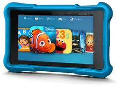 Amazon Kindle Fire HD Kids Edition Tablet