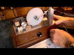 Home Made Electro-Mechanical Tremolo - YouTube