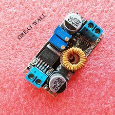 オリジナル5a dcへのdc cc cvリチウムバッテリーステップダウン充電ボードled電源コンバータリチウム充電器ステップダウンモジュールXL4015