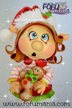 duendecita navideña