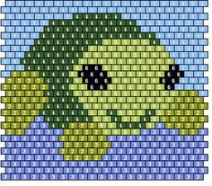 46d0176a0 bead quilt 2010 - Ginger Leigh - Álbumes web de Picasa