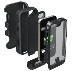 Mophie gets tough with Juice Pack Pro iPhone 4/4S case - CNET