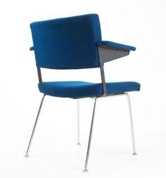 Andre Cordemeyer; #1265 Armchair for Gispen, 1950s.