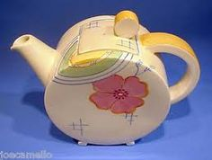 Clarice Cliff teapots - Google Search