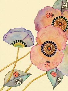 ilustración de Coleen Parker