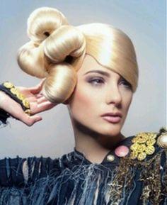 avante gard hair | Avante garde | Hair & MU