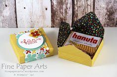Hanuta-Verpackung - Anleitung & Video