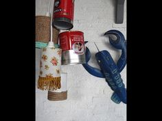 Rdeco: Can Lights - YouTube Φωτιστικά από κονσέρβες Channel, Home Appliances, Youtube, Diy, House Appliances, Bricolage, Appliances, Do It Yourself, Youtubers