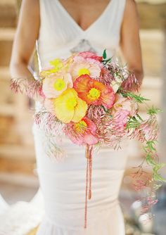 Southern Weddings V4: Beautiful Bouquets - Southern Weddings