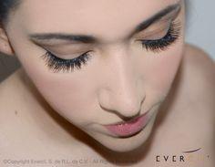 Extensiones de pestañas Evercil, te garantizamos una mirada asombrosa... #extiendetubelleza