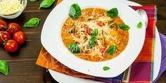 Eine Pizza-Variation von der deine Gäste begeistert sein werden. Eine schnell gemachte Suppe und richtig pfiffig