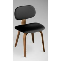 $250 each ships 1-2 weeks. Walnut/Black Gus Modern Thompson Chair | AllModern http://www.allmodern.com/