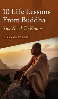 10 Life Lessons From Buddha You Need To Know