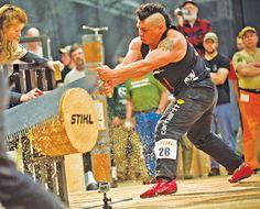 Check us out online http://lumberjackfeud.com/stihl/