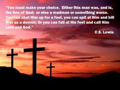 """Quote from C.S. Lewis taken from the book """"Mere Christianity"""" :)"""